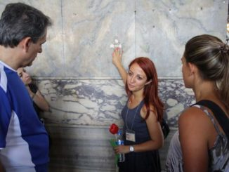 Guía de turismo, una profesión con proyección a futuro