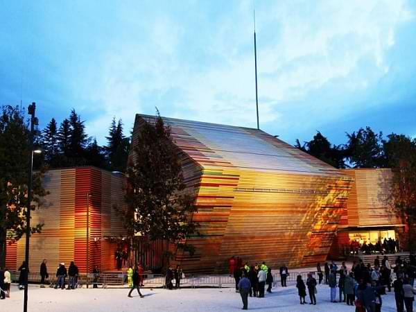 Auditorium del Parco L'Aquila