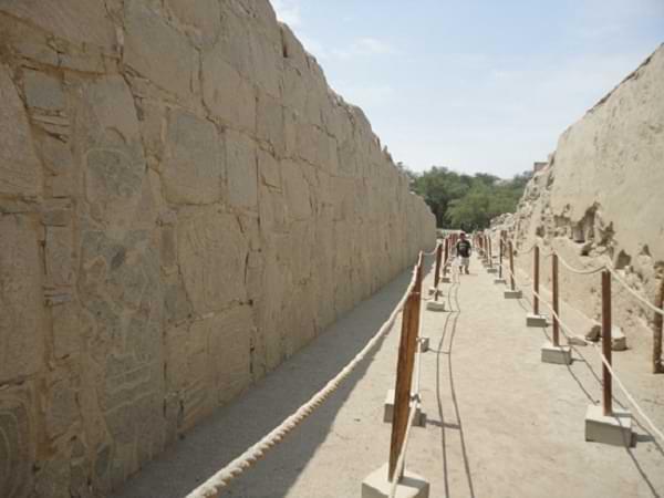 Cerro Sechín - Sitio arqueológico en Perú