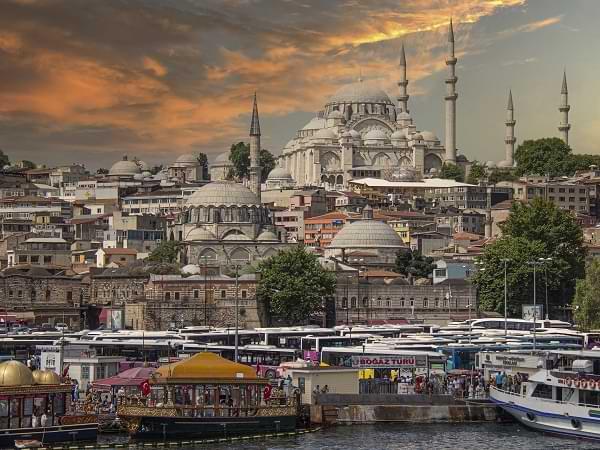 Ciudad de Estambul- Turquía