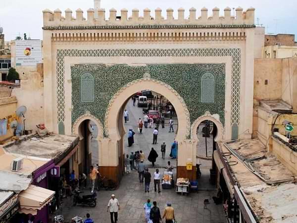 Ciudad de Fez - Marruecos