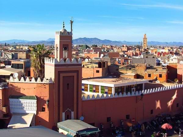 Marrakech, exquisita e inolvidable